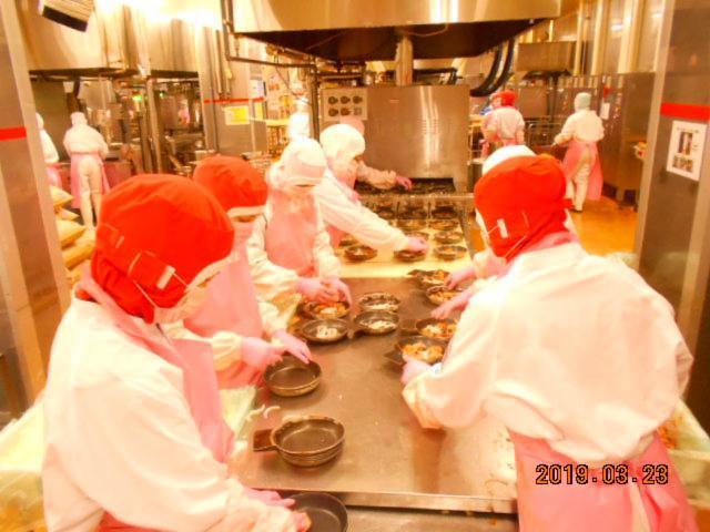 わらべや日洋株式会社 浦和工場_10109の画像・写真