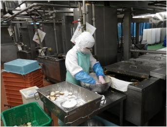 フジフーズ株式会社 神奈川工場_10612の画像・写真